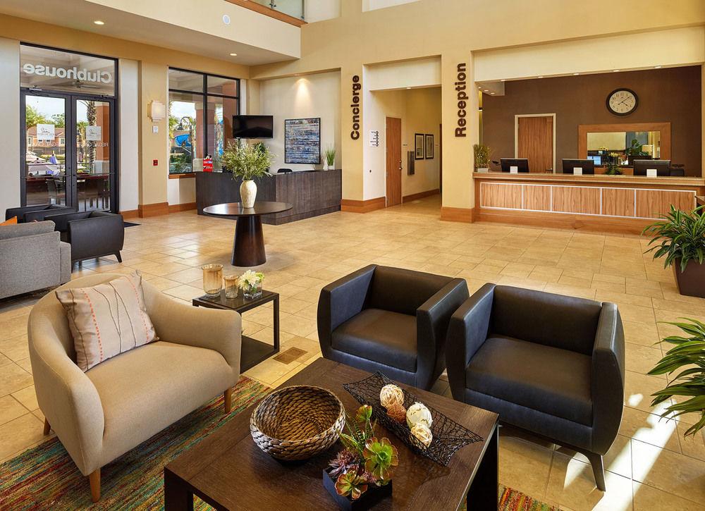 Resort Reception