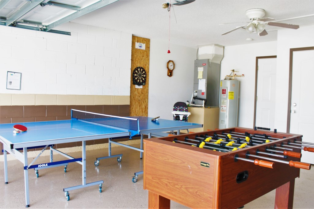 Another View of this awesome Games Room!