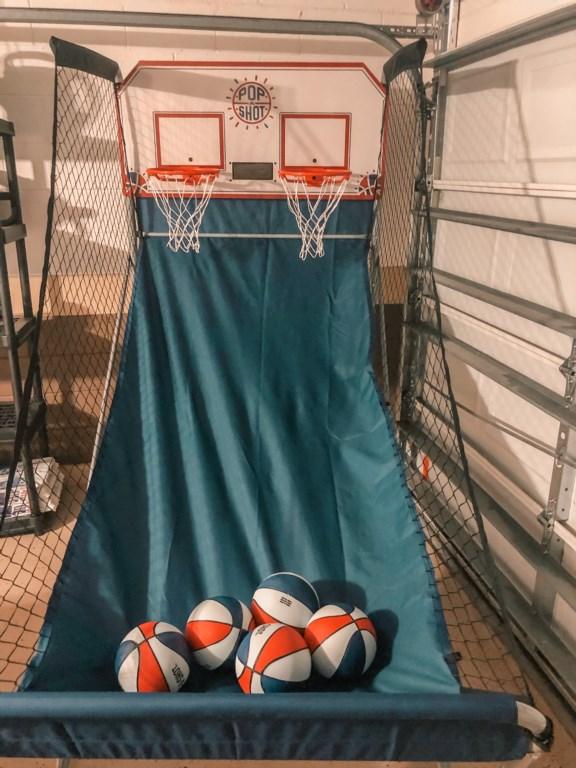 Pop-A-Shot Basketball Game!