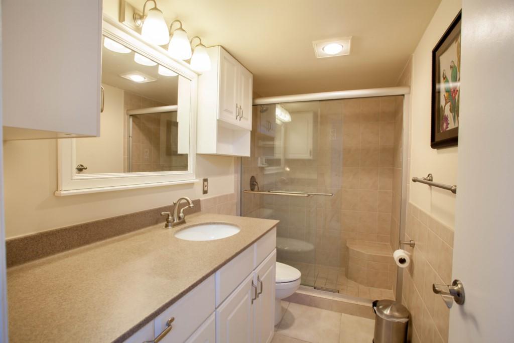 Bathroom - Toilet & Shower