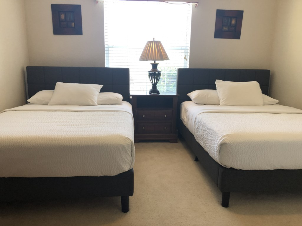 2 Full SIze Beds