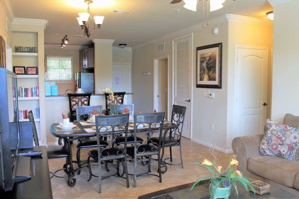 View of the Living and Dining Areas!