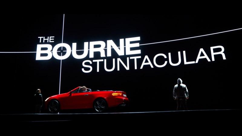 Bourne Stuntactualr