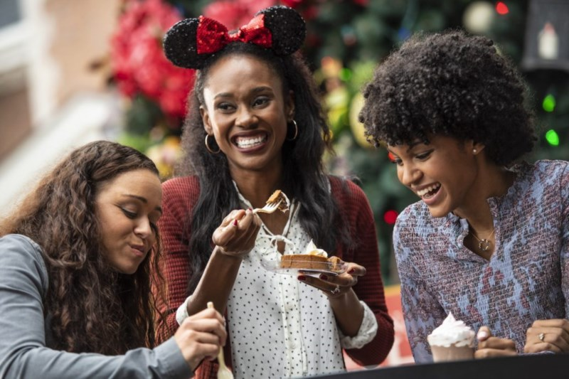 Celebrate the Season with the Taste of EPCOT