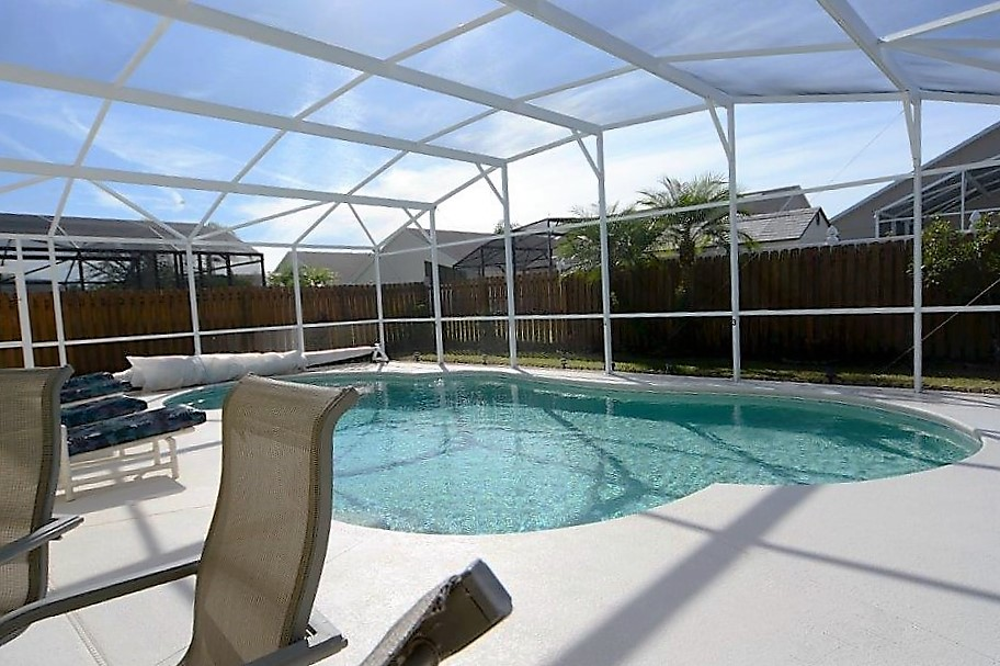 Orlando Vacation Pool Home near Disney
