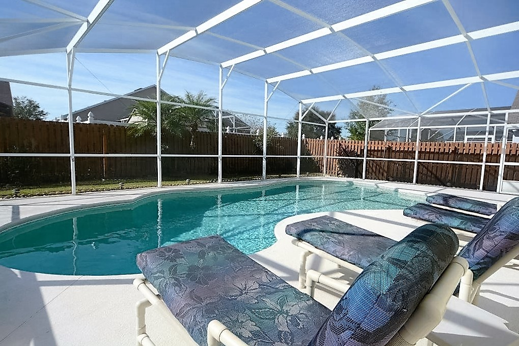 Orlando Vacation Pool Home near Disne