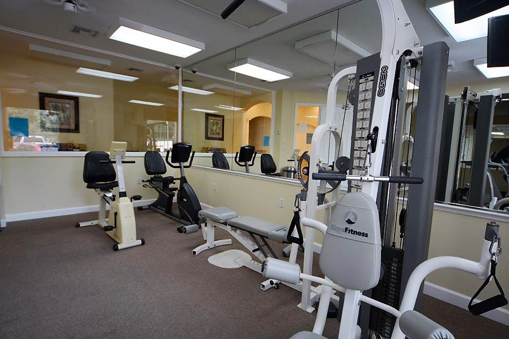 Lake Berkley Resort Fitness Room