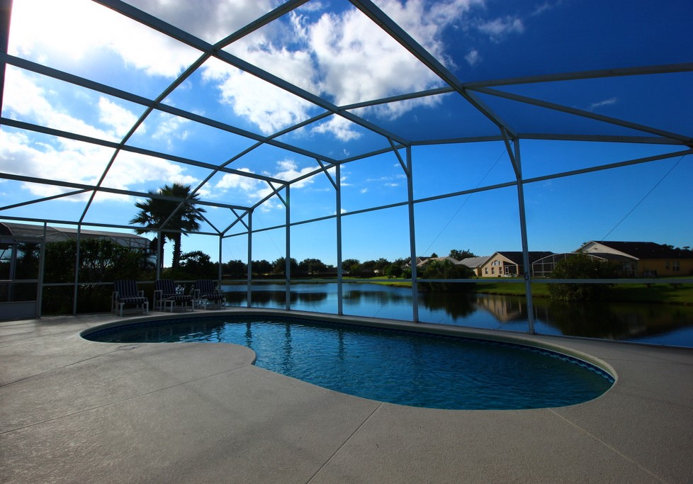 Vacation Pool Home Kissimmee FL (05)