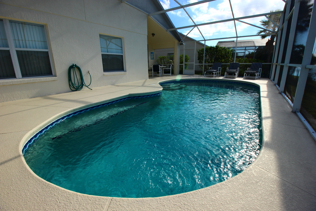 Vacation Pool Home Kissimmee FL (36)