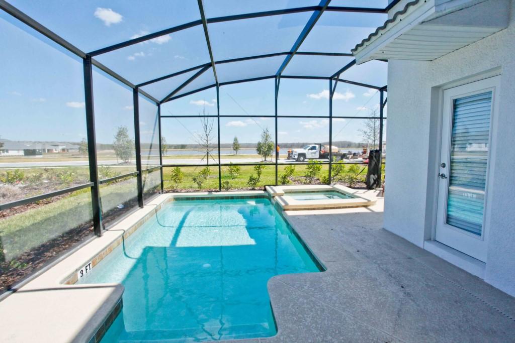 Amazing 5 bedroom Located in Storey Lake Resort