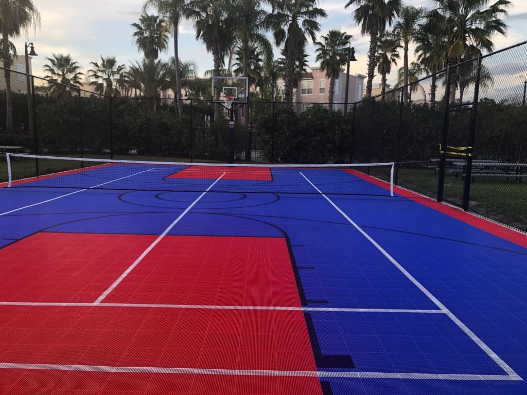 All Sport Court