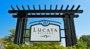 Lucaya Village Sign
