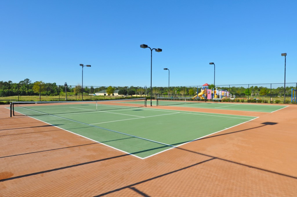 TennisCourts