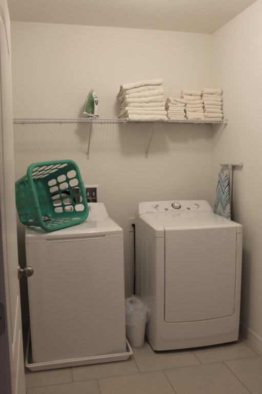 Laundry room for your use!