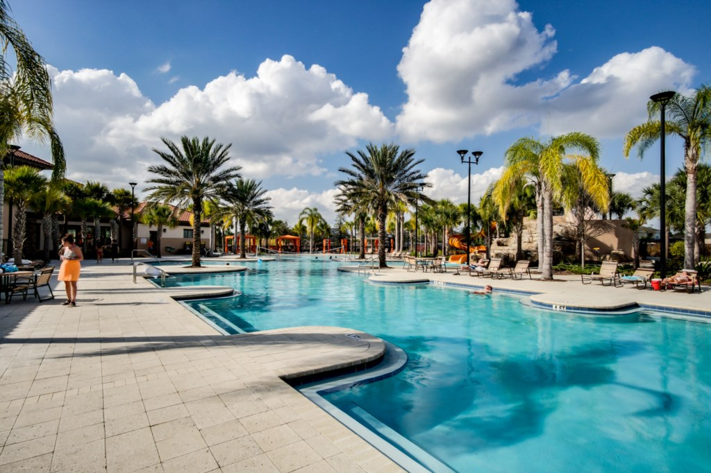 Solterra Pool View