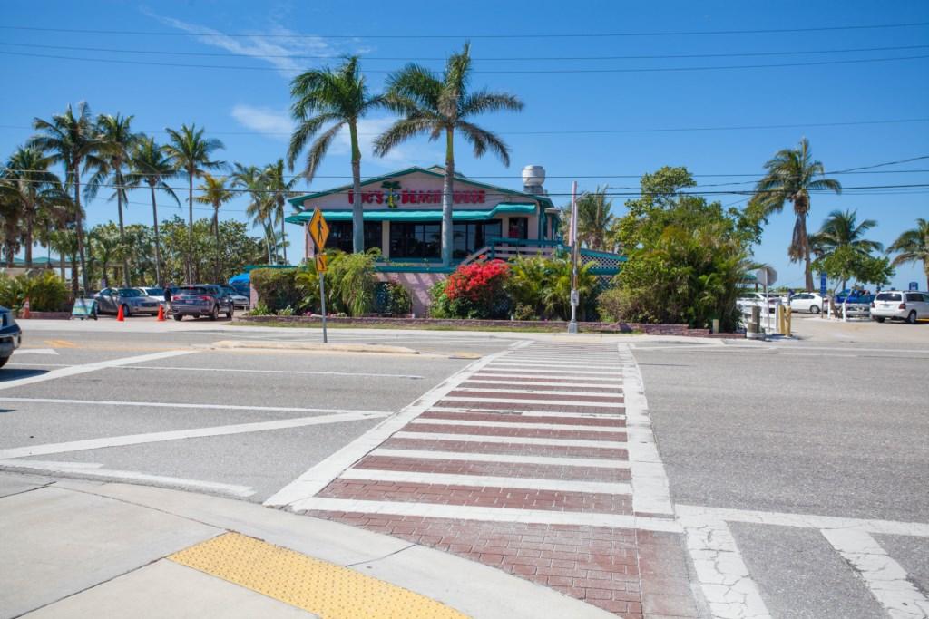 Across Street to Beach