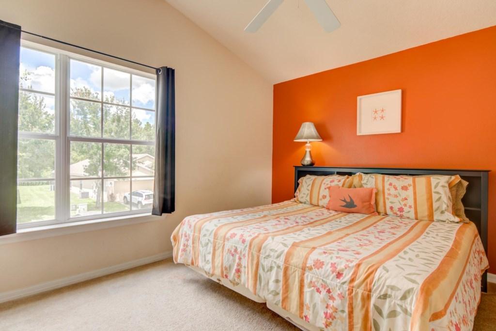 Karis' Sandy Ridge Villa - Bedroom 4 w/ King Bed