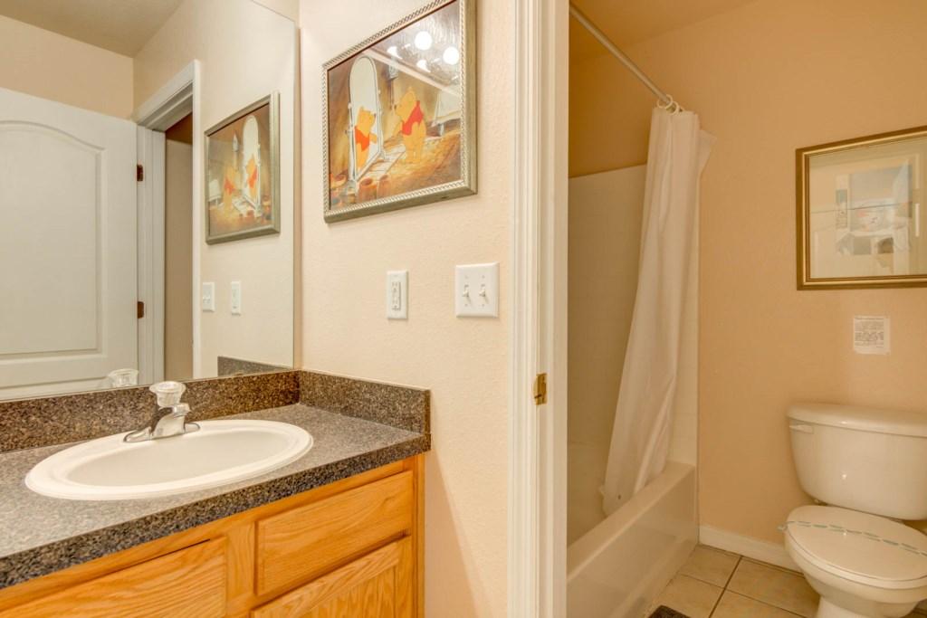 Karis' Sandy Ridge Villa - Bathroom 4