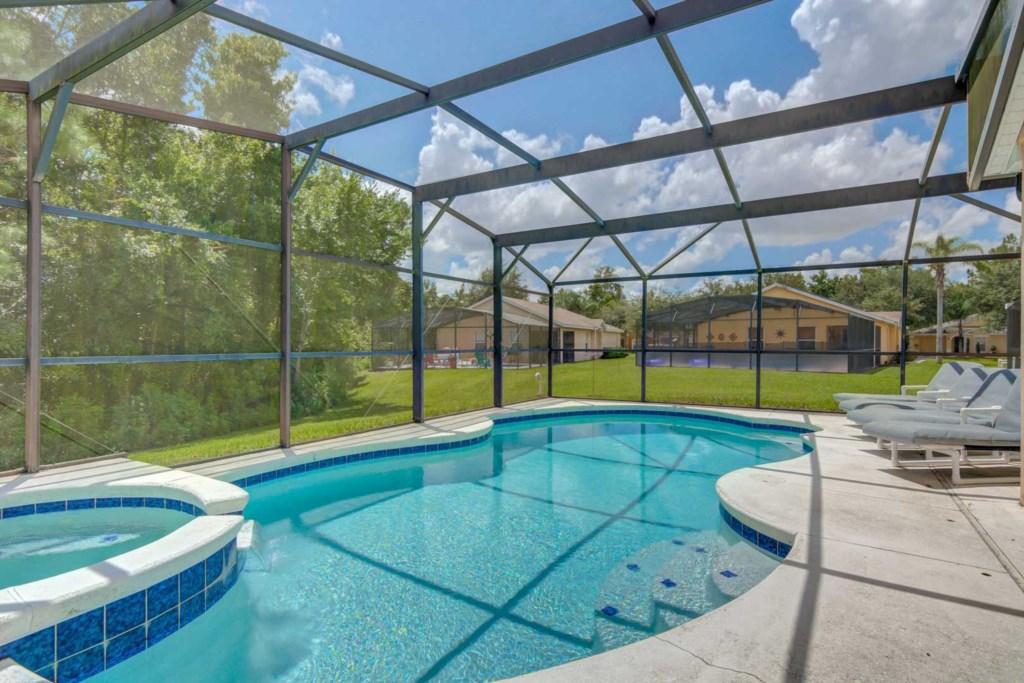 Karis' Sandy Ridge Villa - Pool & Spa (3)
