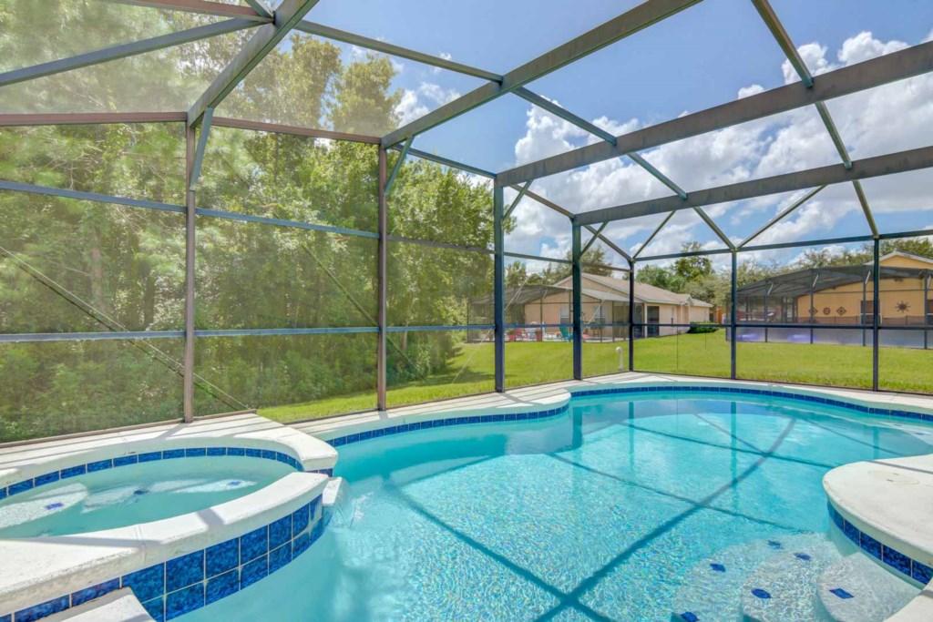 Karis' Sandy Ridge Villa - Pool & Spa (1)