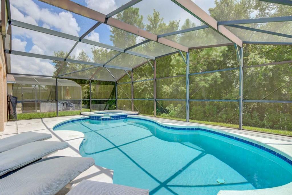 Karis' Sandy Ridge Villa - Pool & Spa (2)