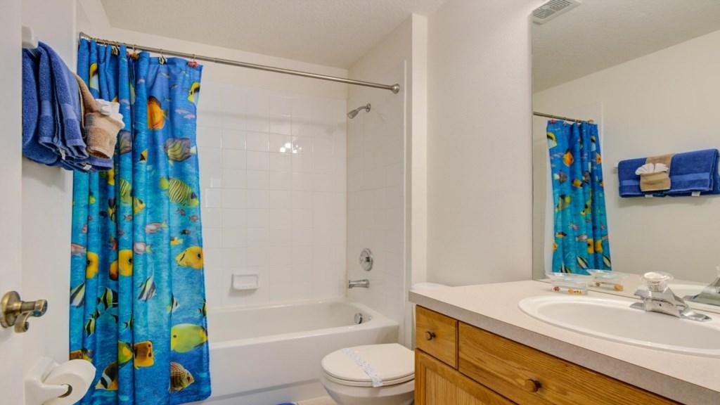 Marlene's Windsor Palms Resort Townhouse - Bathroom 3