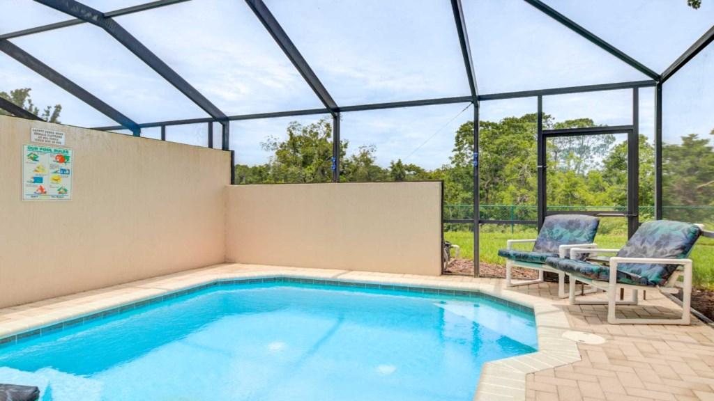 Marlene's Windsor Palms Resort Townhouse - Private Splash Pool (1)