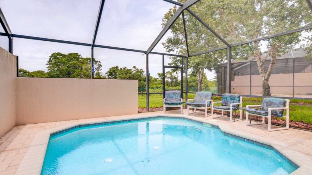 Marlene's Windsor Palms Resort Townhouse - Private Splash Pool (2)