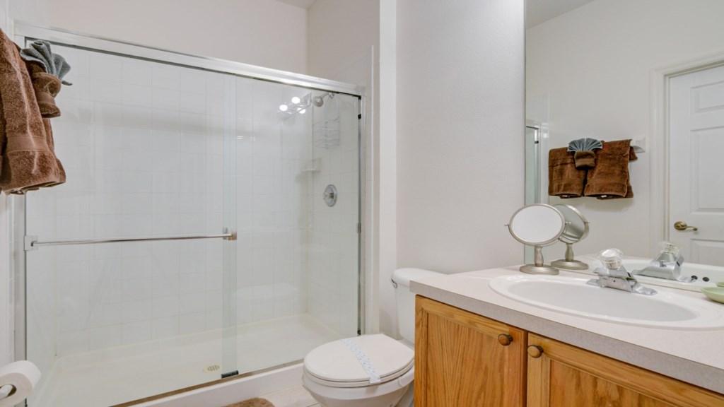 Marlene's Windsor Palms Resort Townhouse - Bathroom 2