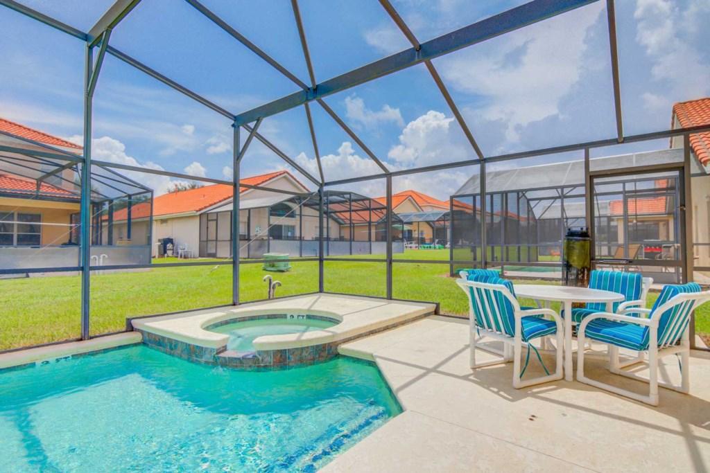 Robert's Solana Resort Villa - Pool & Spa (4)