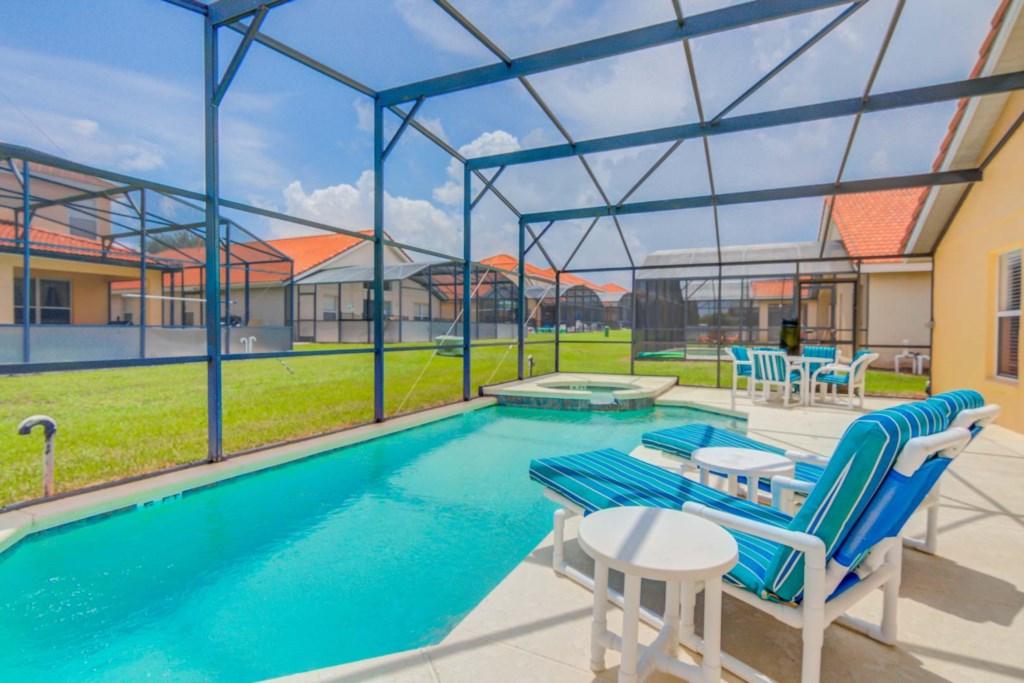 Robert's Solana Resort Villa - Pool & Spa (3)