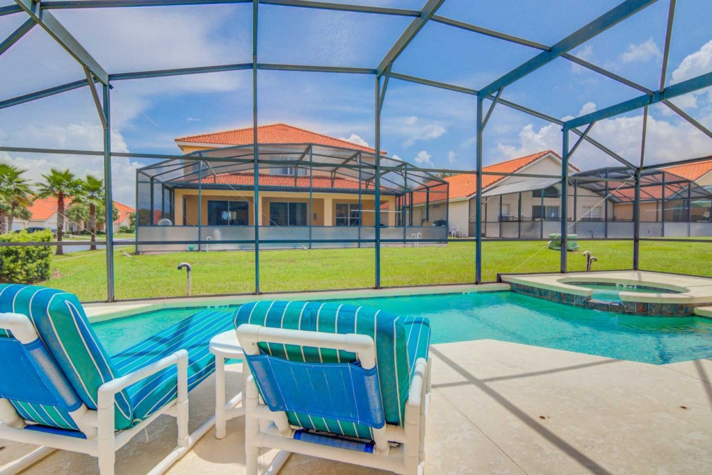 Robert's Solana Resort Villa - Pool & Spa (1)