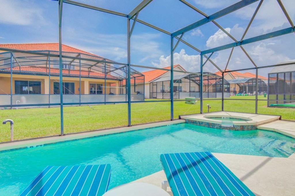 Robert's Solana Resort Villa - Pool & Spa (2)