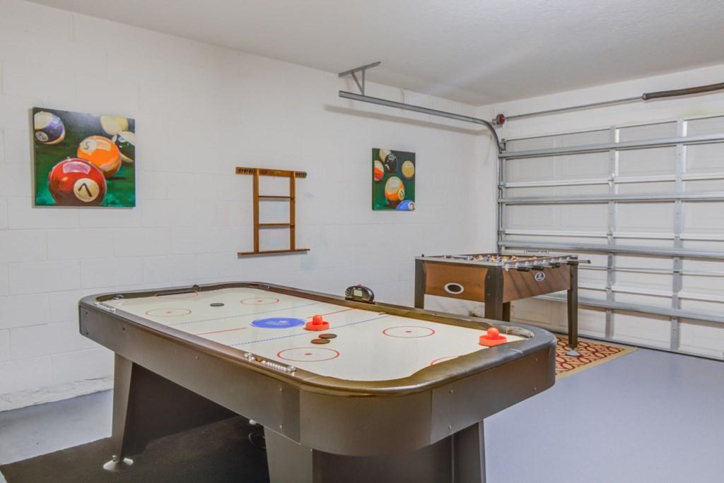 Robert's Solana Resort Villa - Game Room