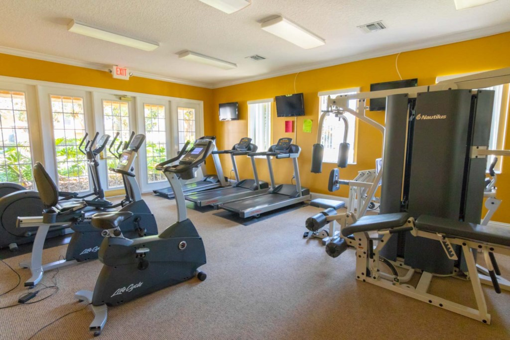 Solana Resort - Clubhouse Fitness Center