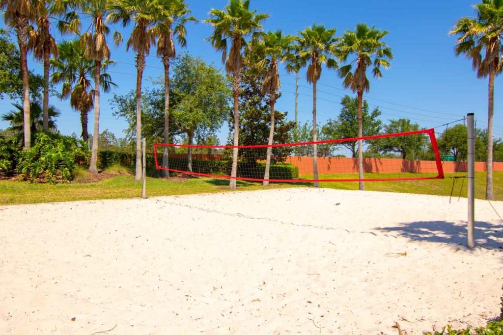 Solana Resort - Sand Vollyball