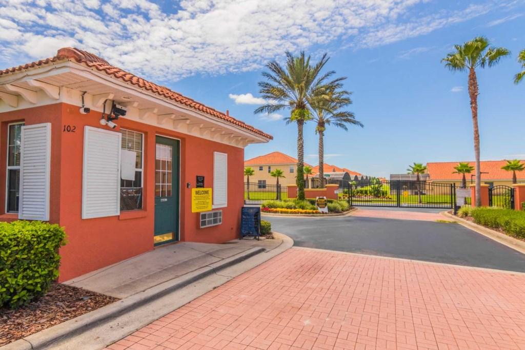 Solana Resort - Guard House