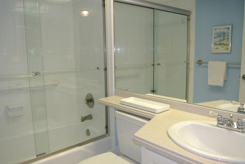 Casa Bonita I 504 Guest Bath