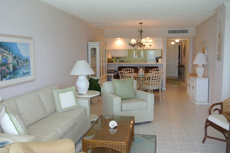 Casa Bonita I 504 Living Area