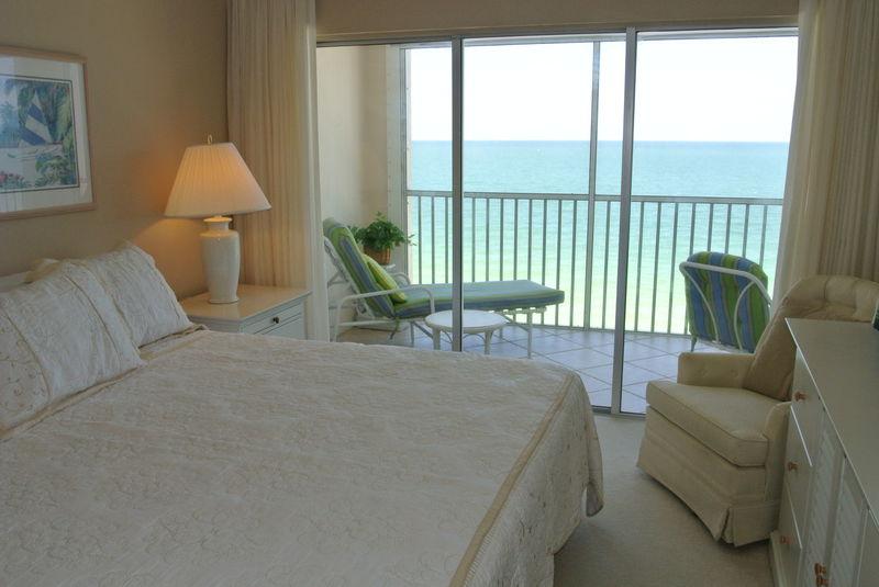 Casa Bonita I 504 Master Bedroom