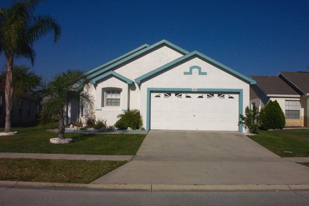 Kissimmee Sun villa close to DISNEY