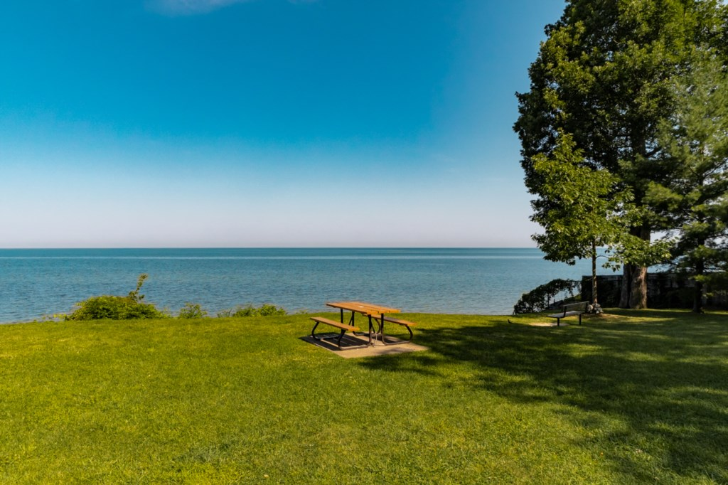 La Vignette is a short walk to Ryerson Park - Great views of Toronto skyline on a clear day