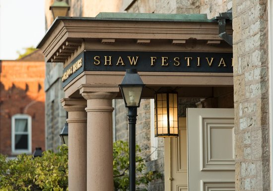 Shaw Festival Theatre - Niagara-on-the-Lake