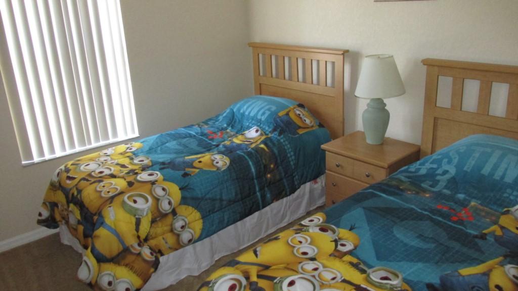 Minnions twin room - 2nd Floor