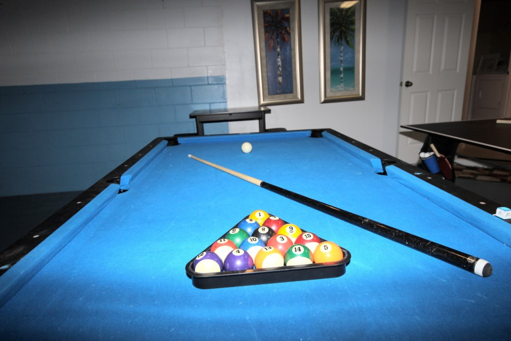 Holborn pool table