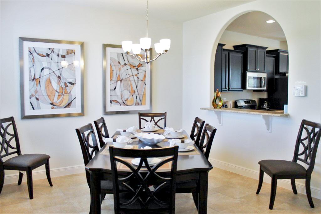 Stunning Dining Room Area!