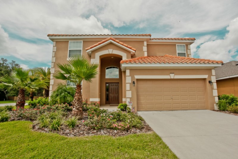 Image showing vacation homes in orlando florida