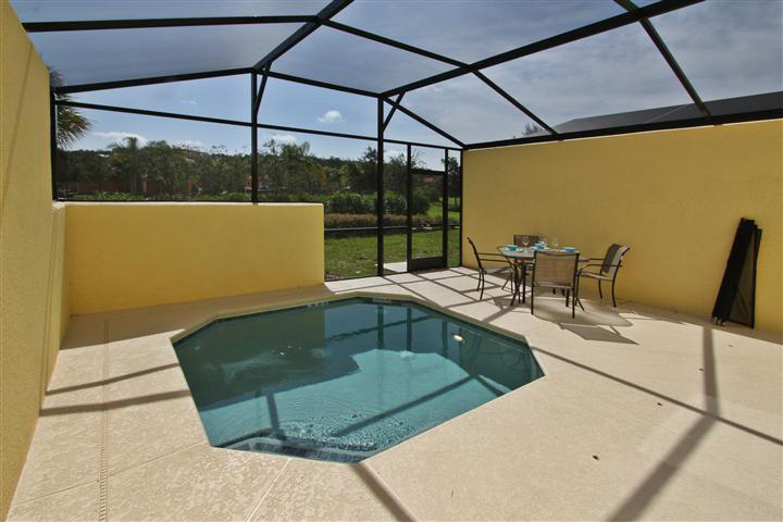 Image showing rental vacation homes in Orlando