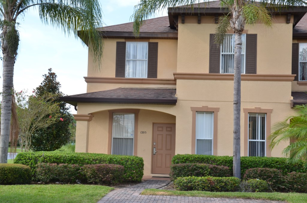 Regal Palms 4 Bedroom Town Home - CL1205