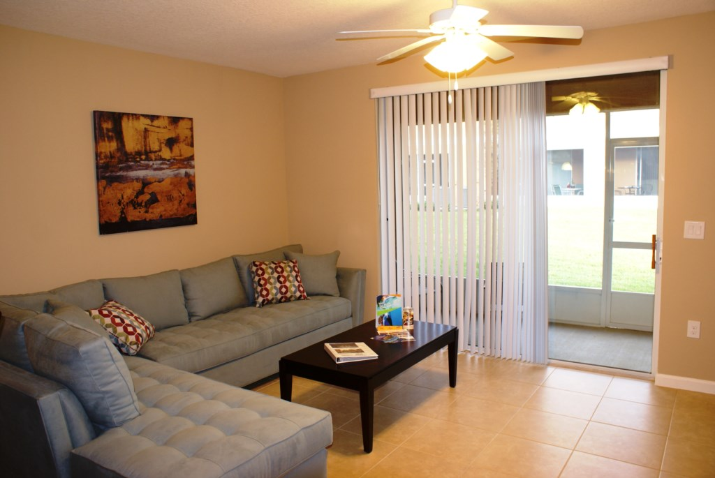 Luxury Amenities Orlando Rental